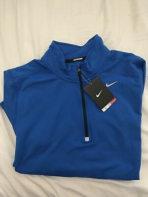 New Nike Element Compressed Top 1/2 Zip Size M