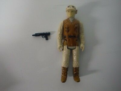 Vintage Star Wars 1980 HOTH REBEL SOLDIER Kenner