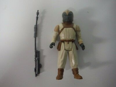 Vintage Star Wars Return of the Jedi 1983 KLAATU SKIFF GUARD OUTFIT Kenner