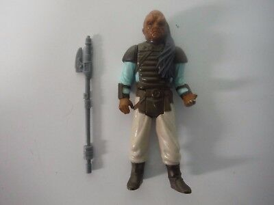 Vintage Star Wars Return of the Jedi 1983 WEEQUAY Kenner