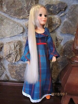 Kerry doll vintage Crissy family