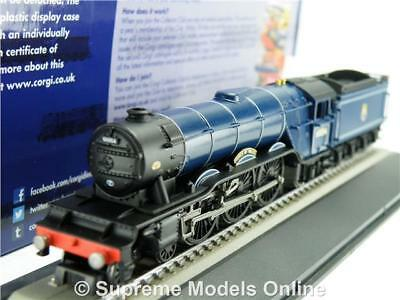 Br A3 Class Prince Of Wales St97605 4-6-2 Legends Steam Train Corgi 1:120 T4Z