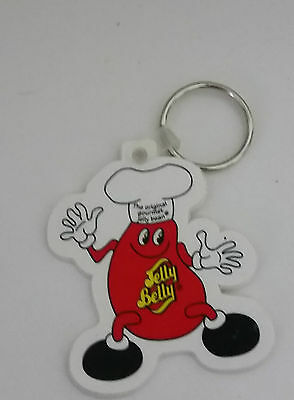 Jelly Belly Promotional Keychain Toy! The Original Gourmet Jelly Bean!