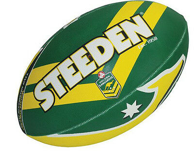 ARL Kangaroos Supporter Ball - Size 11""