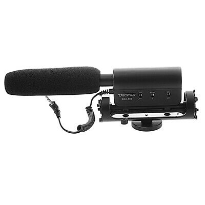 TAKSTAR SGC-598 Condenser Photography Interview Recording Microphone for G2 T6A8