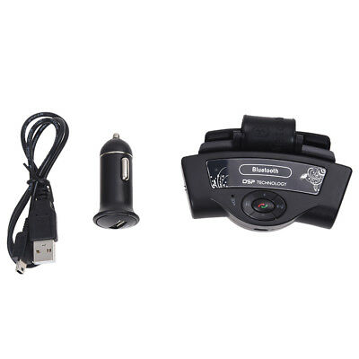 New A2DP Steering Wheel Bluetooth Car Kit Hands-free Speakerphone for iPhon S5L2