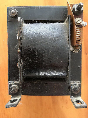 vintage Philips tube mains transformer