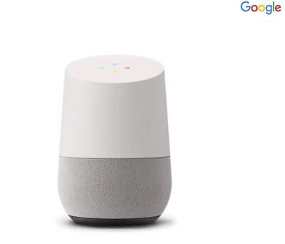Google Home Speaker - White - 100% Authentic - Fast Shipping! (US Version)