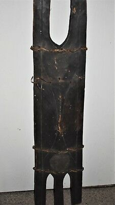 orig $799. IFUGAO WARRIORS SHIELD, ONE PIECE OF WOOD, EARLY 1900S 36""