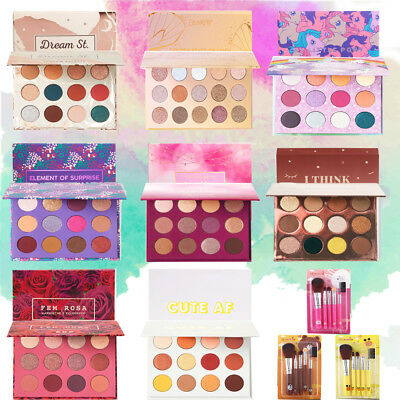 Pressed Powder Eye Shadow Palette Collection My Little Pony GOLDEN STATE OF MIND
