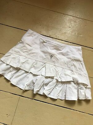Ivivva by Lululemon Set the Pace Skirt Size 10