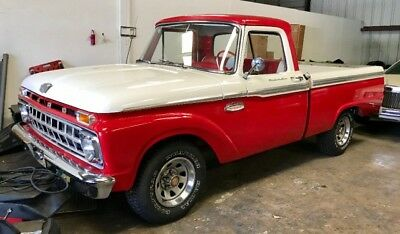 1965 Ford F-100  1965 Ford F100 v8 Automatic Runs and Drives