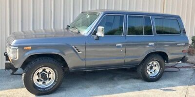 1990 Toyota Land Cruiser Base Sport Utility 4-Door 1990 Toyota Land Cruiser  Low Miles. Ride and Driv