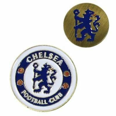 Cheldea F.C. Official Merchandise Double Sided Golfball Marker