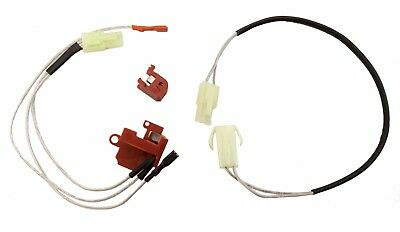 Rocket Airsoft V2 Trigger Switch Assembly For Rear Wired Gearbox