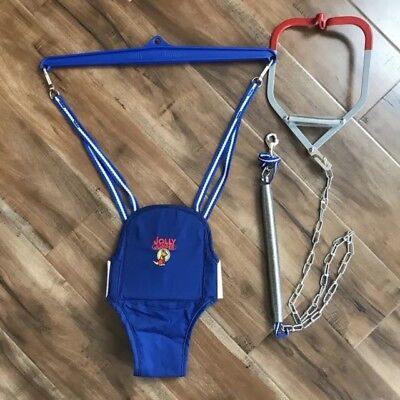 Baby Exerciser Jumper Original Sturdy with Door Clamp Unisex 28 lbs Max Weight