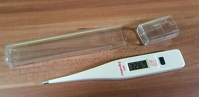 Digitales FieberThermometer Maximumthermometer Meditherm NR77059 LCD Anzeige