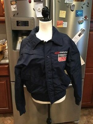 Vintage Chevrolet Indy 500 May 25, 1986 Jacket