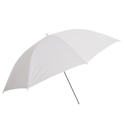 40 inches / 103cm Flash Soft Umbrella for Photo Studio Translucent White UK X3Q9