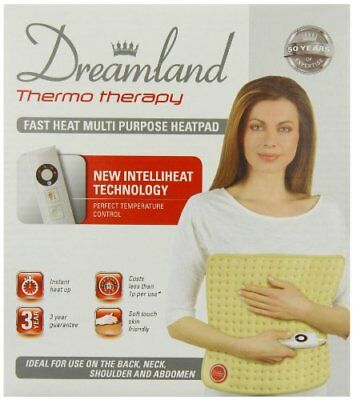 DREAMLAND INTELLIHEAT CUSCINO TERMICO Nuovo Salute e bellezza 5053086386723