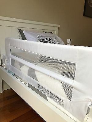 2 X Childcare Bed Guards 102cm - Great Used Condition