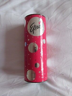 Rare Vintage Max Factor Epris Talc Talcum Powder 100G On The Razzle