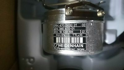Heidenhain digital rotary incremental encoder ERN470 5000 3 months warranty