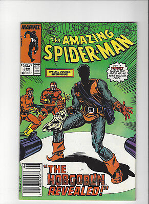 Amazing Spider-man #289 Hobgoblin Revealed Key VF+ Beauty Glossy Bright Colors