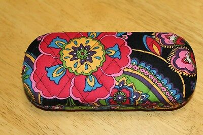 Vera Bradley Eye Glass Case Symphony in Hue New with Tag