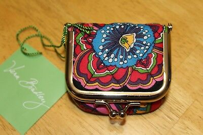 Vera Bradley Contact Case Symphony in Hue New with Tag