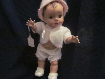 "Vintage Doll Baby Madame Alexander ""Lovey Dovey/Precious"" 12"" Molded Hair"