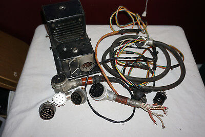 WWII Military Radio Signal Corps Wireless Set WS19 MK II CONTROL UNITS No 1