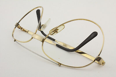 Vintage DUNHILL 6023 Flexible eye/sunglasses Made in Austria Size 57-16 130