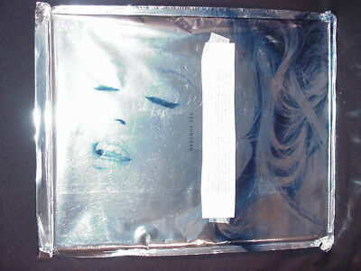 Modonna Sex Book With Cd Sealed In Original Mylar Package