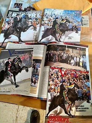 Tennessee walking horse honors lot