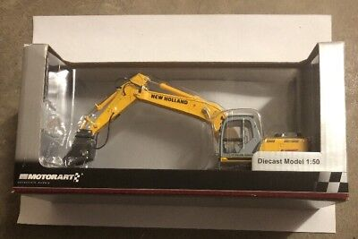 Motorart Diecast Model 1:50 Scale New Holland Collectors Model