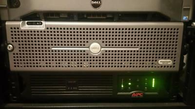 Dell PowerVault MD1000 with caddies and interposers