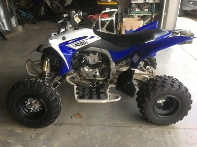 2014 Yamaha YFZ450R Quad Racer - AS NEW