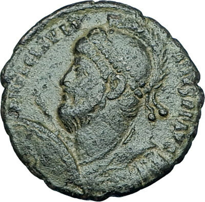 JULIAN II the APOSTATE Philosopher 361AD Authentic Ancient Roman Coin i65925