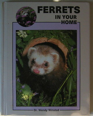 Ferret Book  Ferrets In Your Home