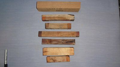 wood turning blanks mixed lot