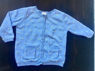 Seed Baby Girl Cardigan 3-6 months