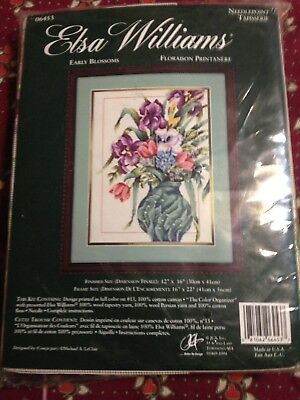 Elsa Williams Needlepoint Tapestry Kit