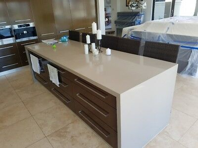 Complete Kitchen with Miele Appliances and Stone Benchtops