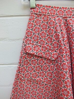 Country Road Girls Full Floral Skirt - Size 8