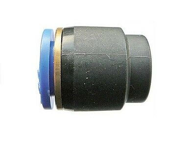 Nylon Pneumatic BLANKING CAP hose tube push fit connector air line 4 6 8 10 12
