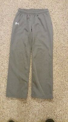 Under Armour Storm Sweatpants With Pocket Boy's / Girl's Size Large Fit loose