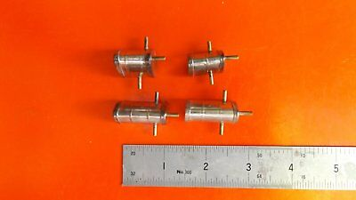 4 Small Control Line Tanks (New)
