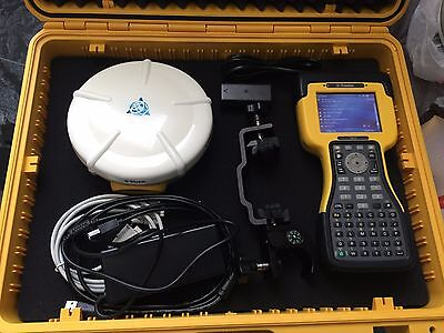 Trimble Model 5800 GPS 410-430MHz Bluetooth  & TSC2 Data Collector