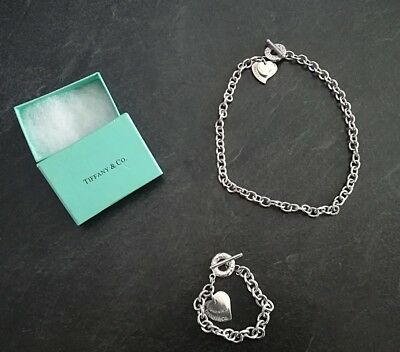 Parure Collier Et Bracelet Tiffany & Co